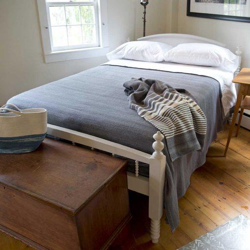 Acadia Blanket - graphite