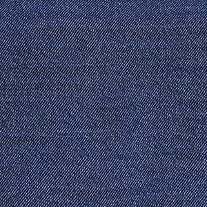 Acadia Blanket swatch - nautical blue