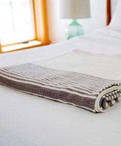 Penobscot Blanket folded