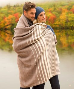 Penobscot Throw - couple