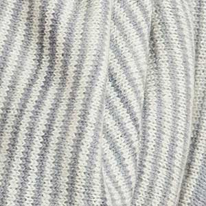 Cafe Cowl swatch - pewter
