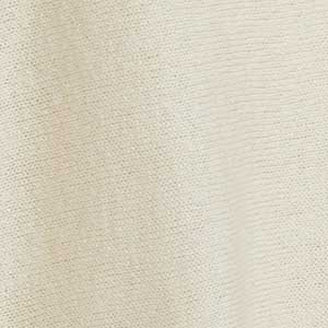Eastport Ruana swatch - ivory