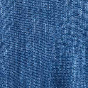 Eastport Ruana Swatch - nautical blue