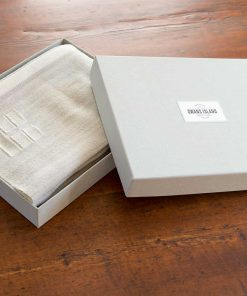 Boothbay Wrap in linen gift box