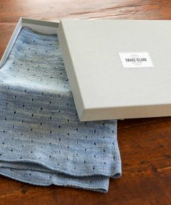 Coastal Cowl in linen gift box