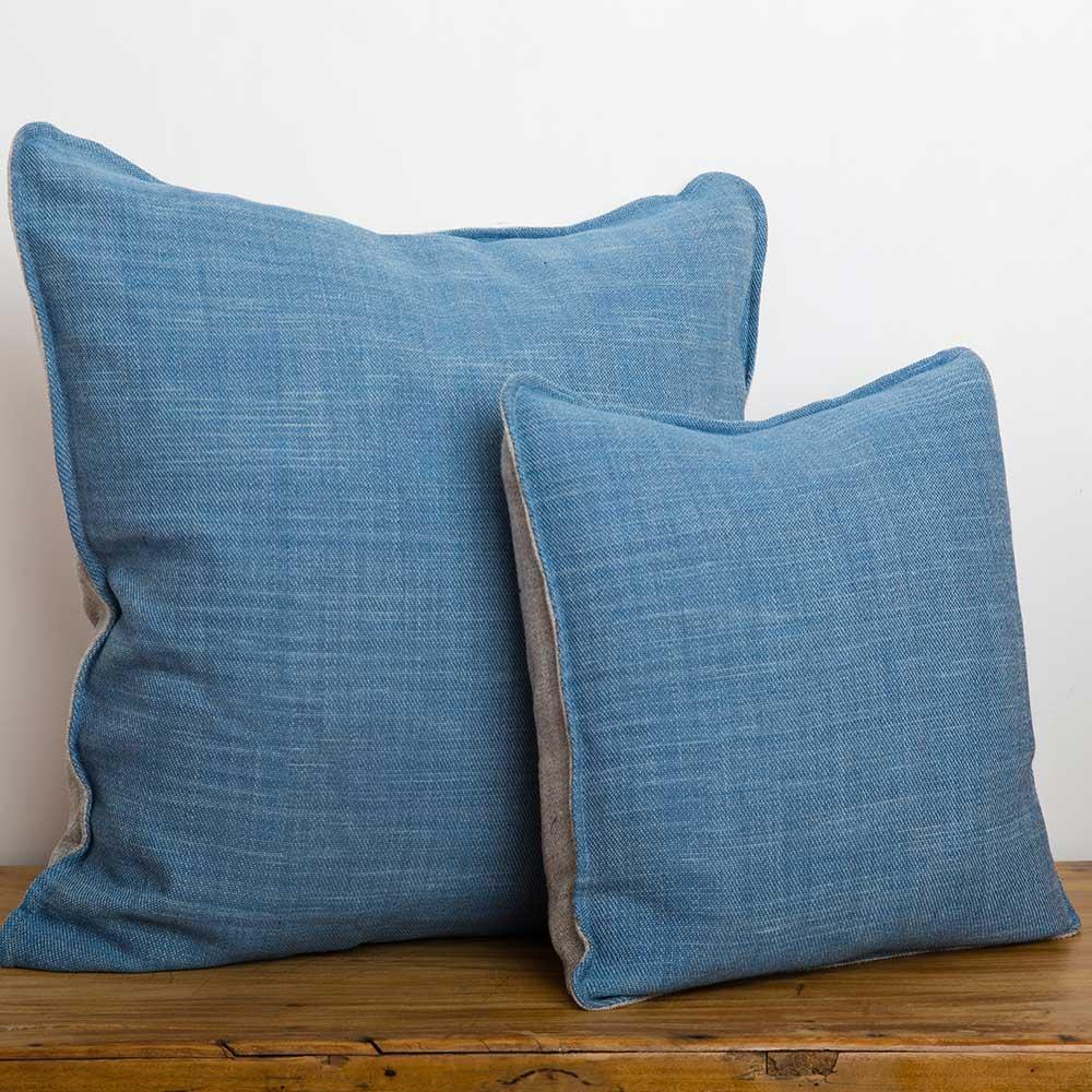 Katahdin Pillow - marine