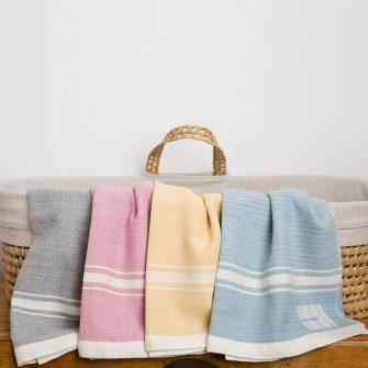 organic baby blanket modern
