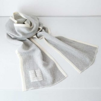 Blue Hill Scarf - seasmoke