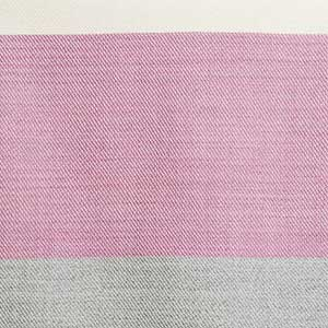 Maine Coast Throw swatch - raspberry