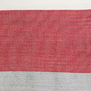 Maine Coast Throw swatch - winterberry