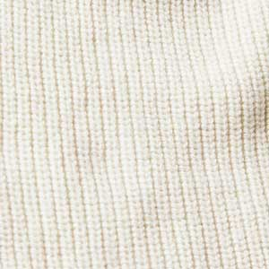 Old Port Capelet swatch - ivory
