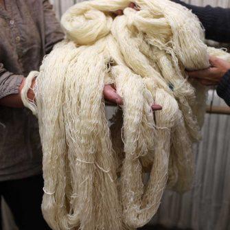 Undyed Wool
