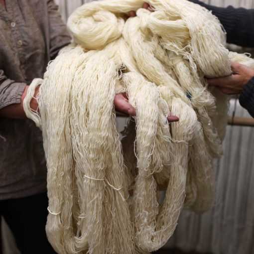 Undyed Wool