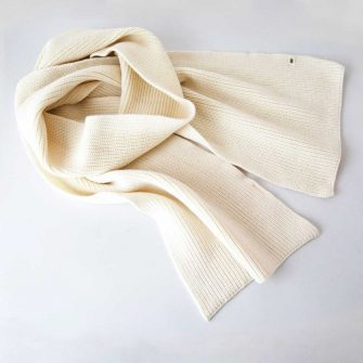Old Port Scarf - natural