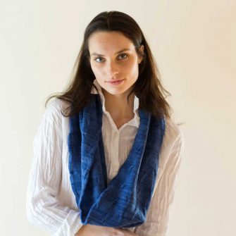 Cirrus Cowl - nautical blue