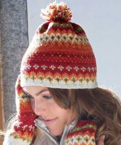 Phoebe Hat & Mitts pattern