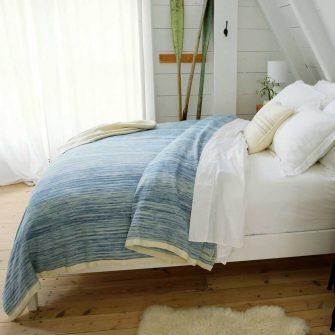 Watercolors Blanket - Bed