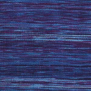 Watercolors Blanket swatch - indigo and beetroot