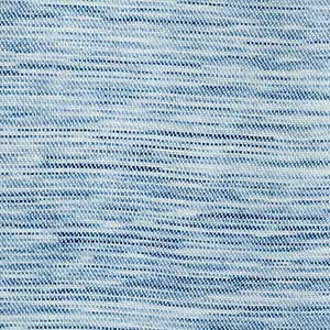 Watercolors Blanket swatch - indigo and natural