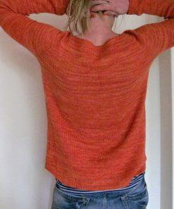 Gretchen Pullover - back
