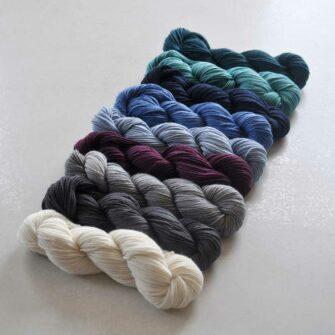 Washable Wool Yarn