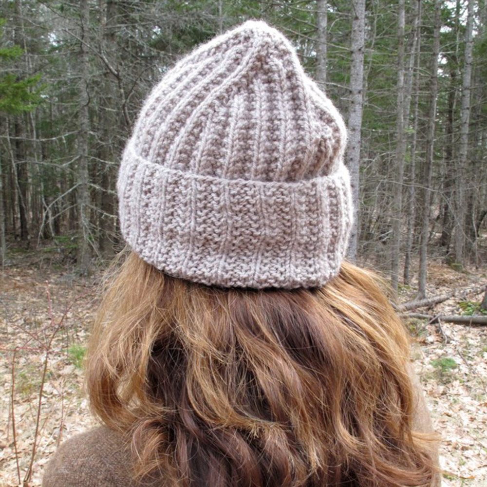 Watch Cap Knitting Pattern  0cfb1740cef