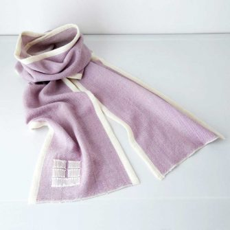 Blue Hill Scarf - lilac