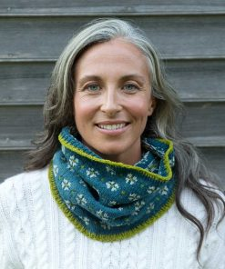 Edelweiss Cowl