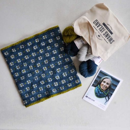 Edelweiss Cowl Kit Contents