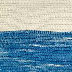 Hey Blue Market Tote Swatch - Indigo & Natural