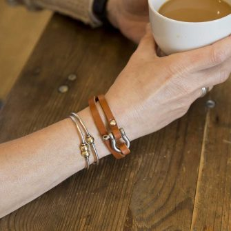 Shackle Bracelet