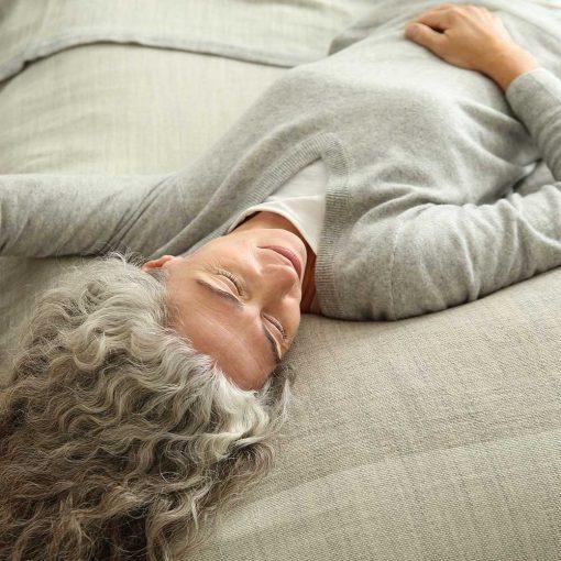 Solstice Blanket - resting