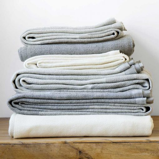 Solstice Blankets stacked - alternate