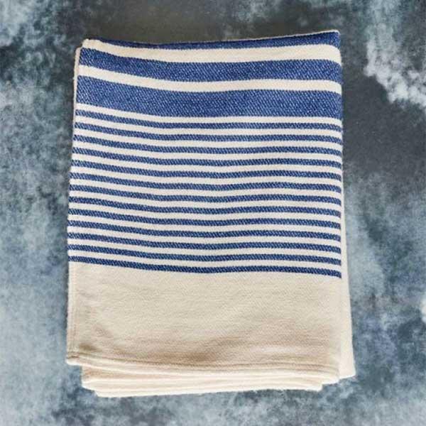 Blackberry Farm blanket folded