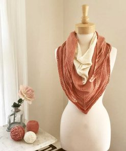Trilogy Shawl in Ombre