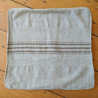 Heritage Pillow Sample