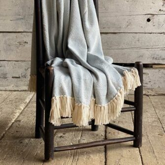 Swans-Island_Savannah-Throw-100% soft American cotton, woven in Maine