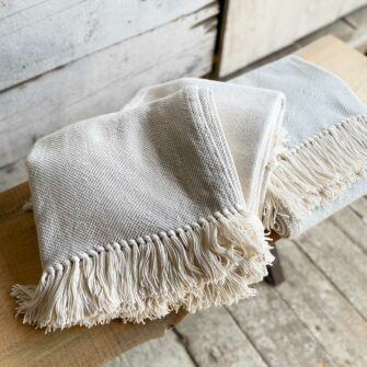 Swans-Island_Savannah-Throws-100% soft American cotton, woven in Maine