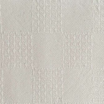 Swans Island's Madison Throw blanket is woven in Maine with 100% American cotton.